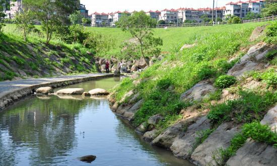 大溝溪步道