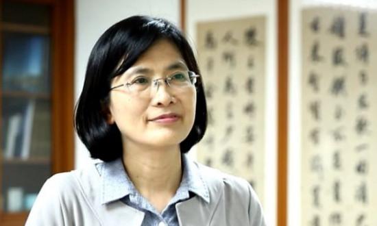 陳玉女副校長